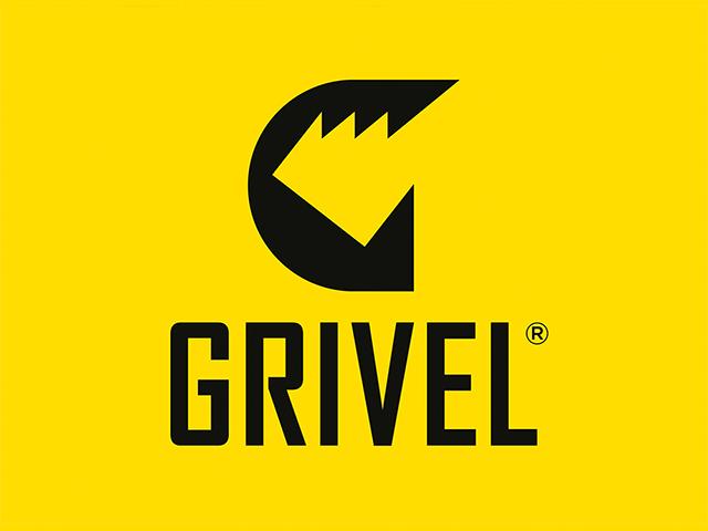 意大利登山和户外工具制造商Grivel新标志logo