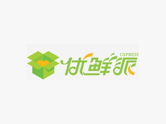 优鲜派生鲜标志logo