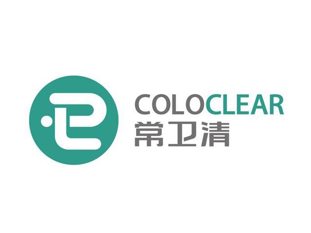 常卫清coloclear基因检测技术标志logo