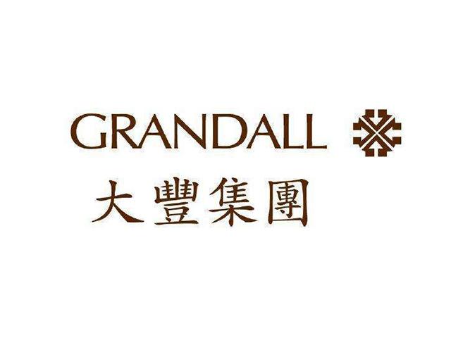 大丰集团GRANDALL标志logo