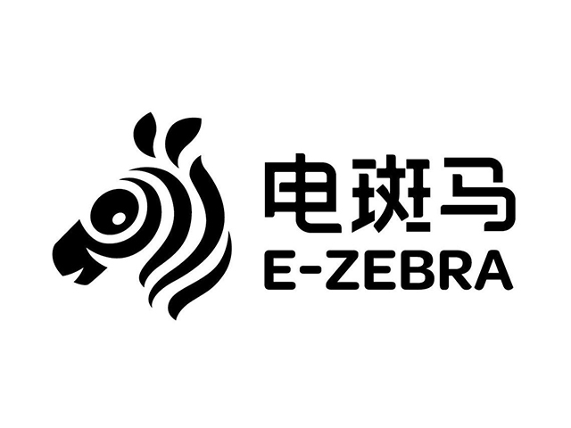 电斑马智能科技标志logo
