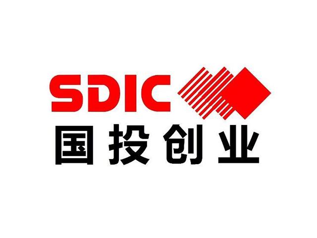 SDIC国投创业标志logo