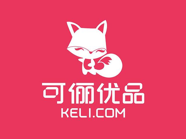 可俪优品keli.com标志logo