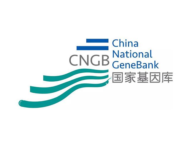 CNGB国家基因库标志logo