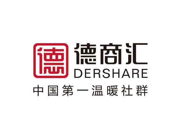 德商汇公益社群标志logo