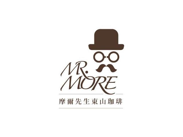 MRmore摩尔先生东山咖啡标志logo