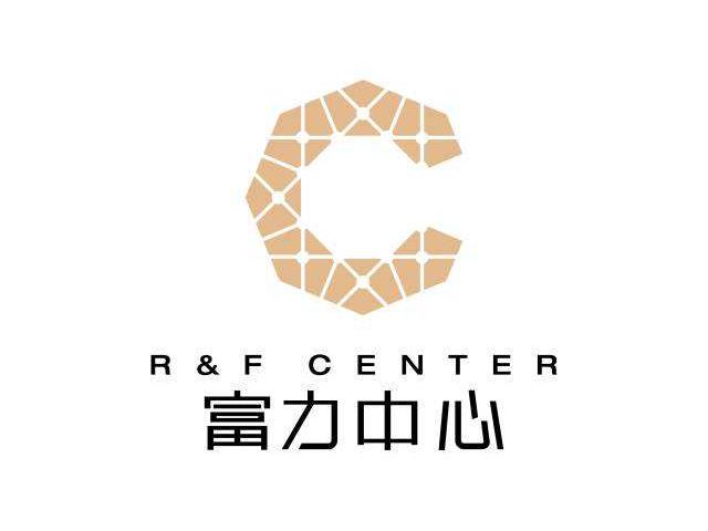 富力中心楼盘标志logo