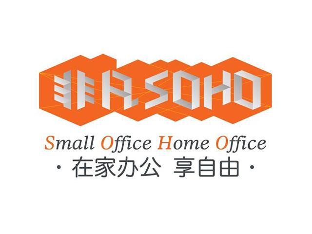 非凡SOHO楼盘标志logo