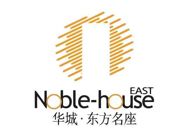 华城东方名座楼盘标志logo