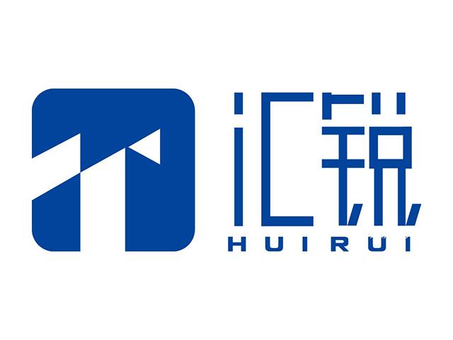 汇锐建设标志logo