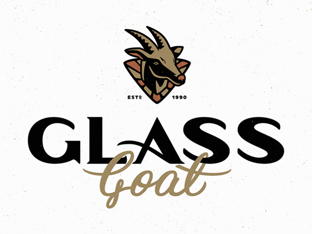 glass goal标志logo