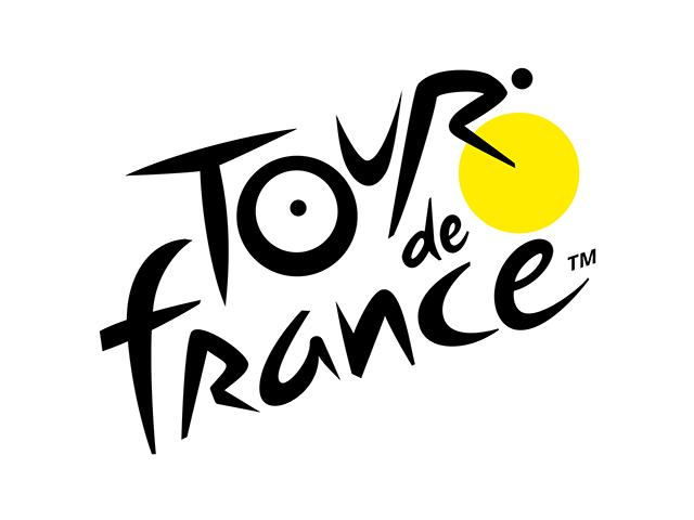 环法自行车赛新标志logo