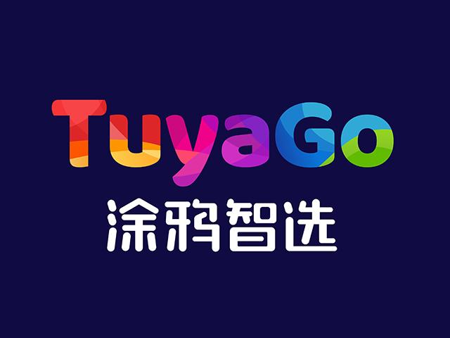 tuyago涂鸦智选服务商店标志logo