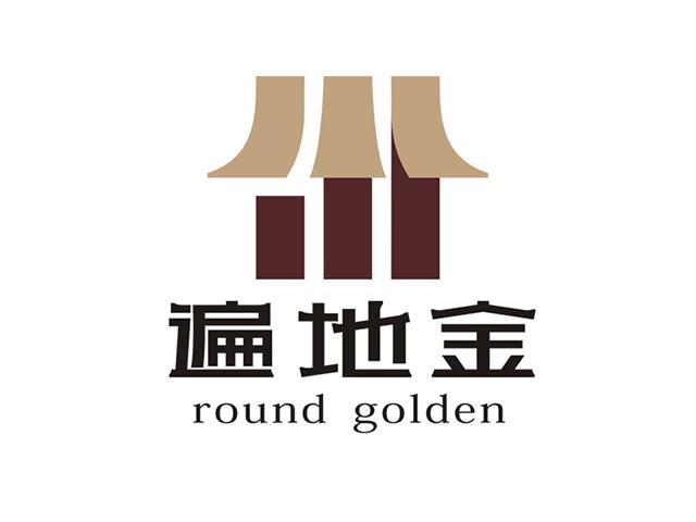 遍地金roundgolden标志logo