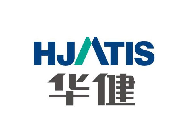 HJATIS华健电工标志logo
