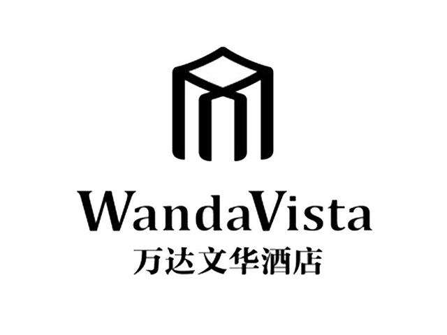 万达文化酒店标志logo