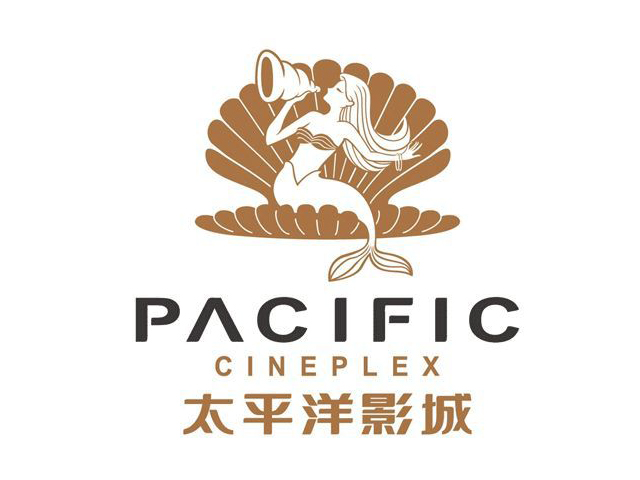 太平洋影城pacific cineplex标志logo