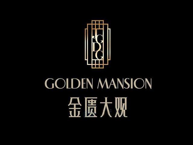 金匮大观楼盘标志logo