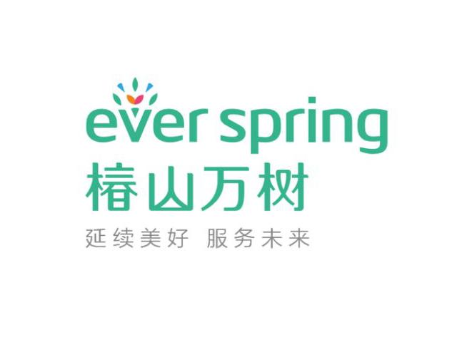 椿山万树everspriing楼盘标志logo