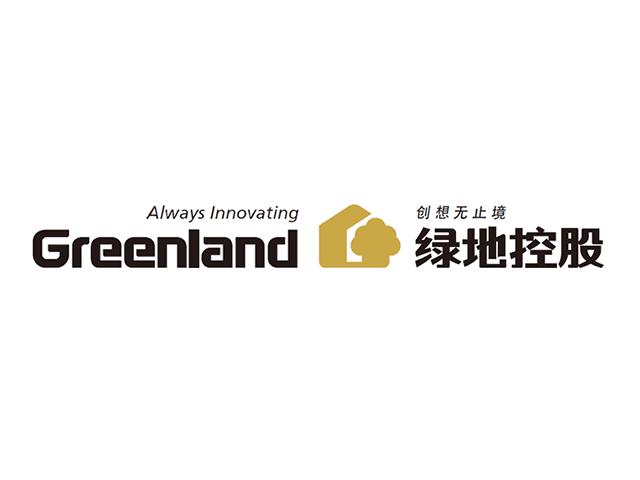 房地产企业绿地控股集团标志logo