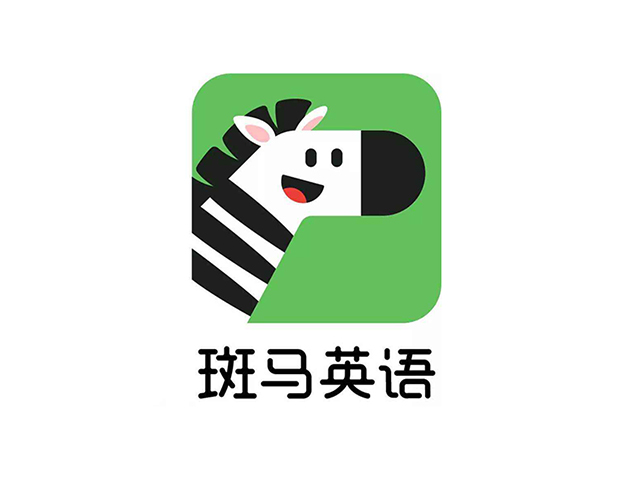 斑马英语教育类APP标志logo