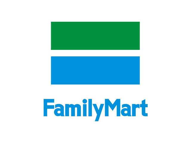 全家FamilyMart连锁便利店标志logo
