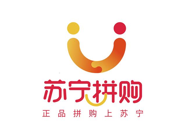 苏宁拼购社交电商平台标志logo