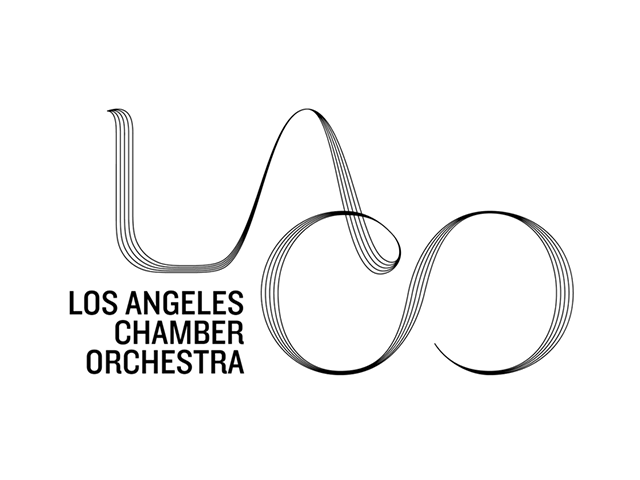 洛杉矶室内管弦乐团LACO新标志logo