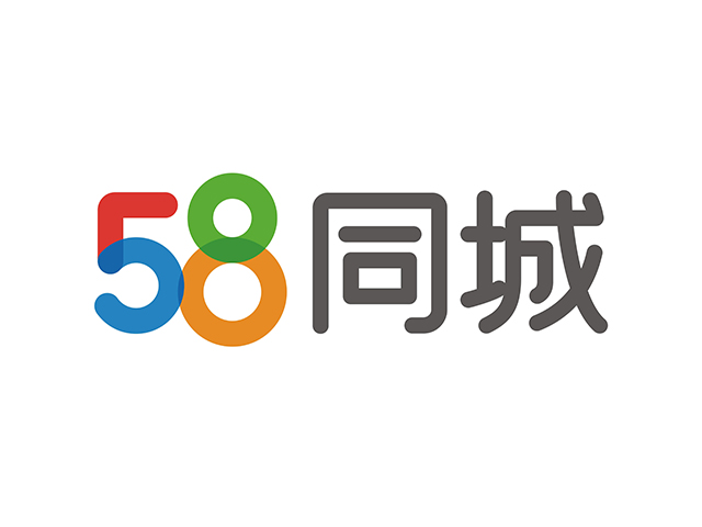 58同城分类信息网站标志logo