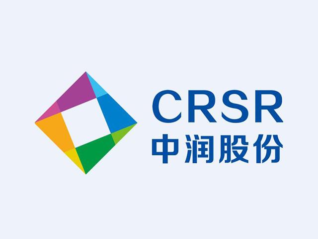 CRSR中润股份科技标志logo