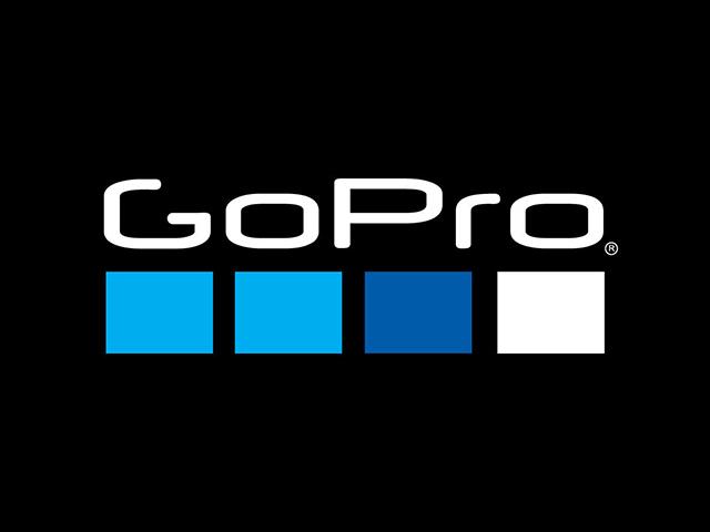 GoPro美国运动相机厂商标志logo