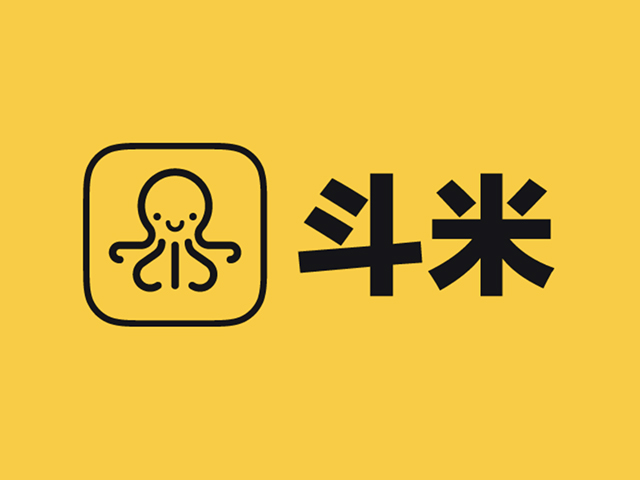 斗米招聘服务平台标志logo