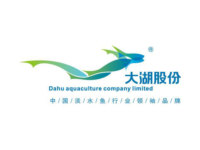 大湖水殖股份温州商标标志logo