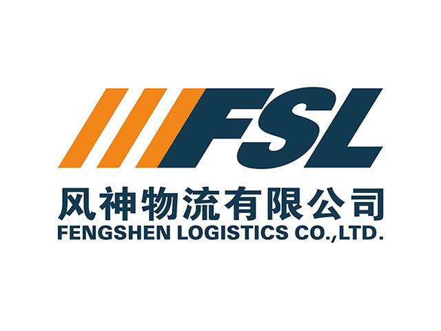 风神物流温州商标标志logo