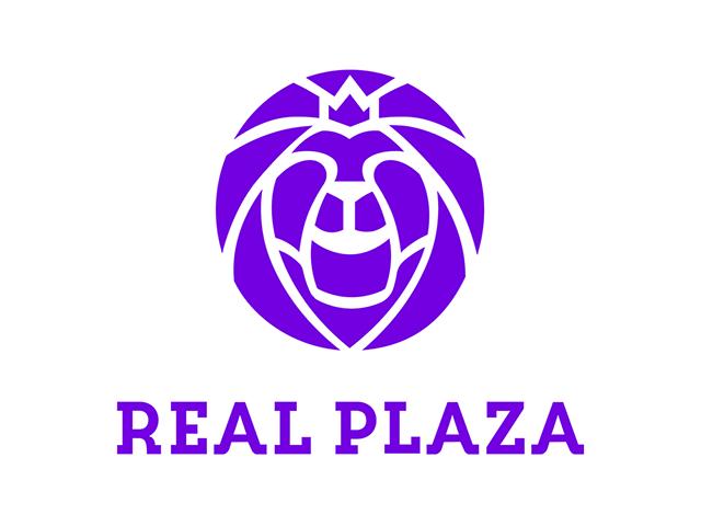 秘鲁皇家广场RealPlaza购物中心新标志logo