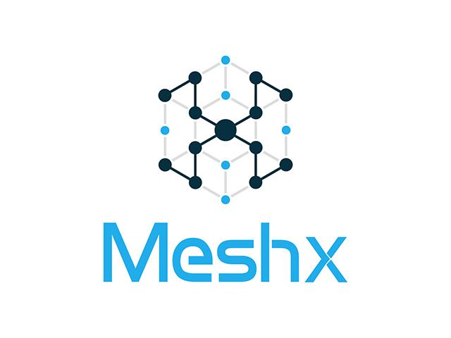 meshx标志logo