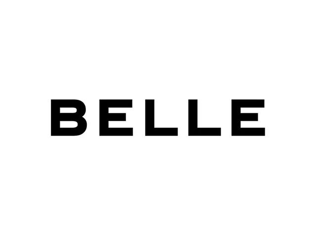 时尚鞋履品牌百丽BeLLE商标标志logo新