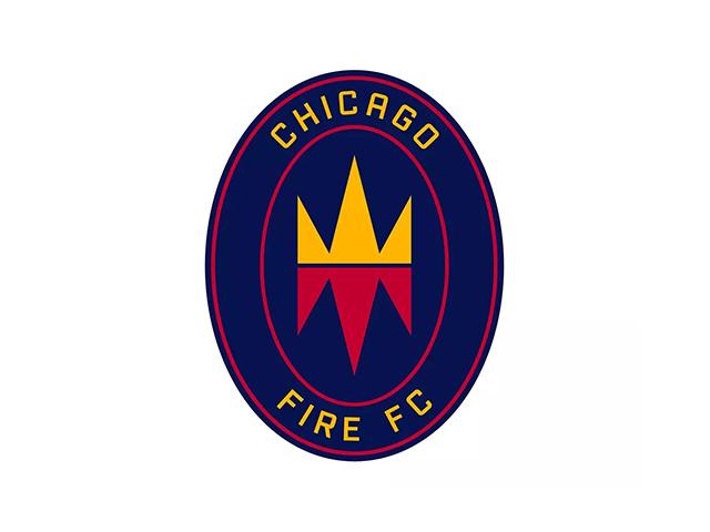 芝加哥火焰足球俱乐部队徽商标标志logo