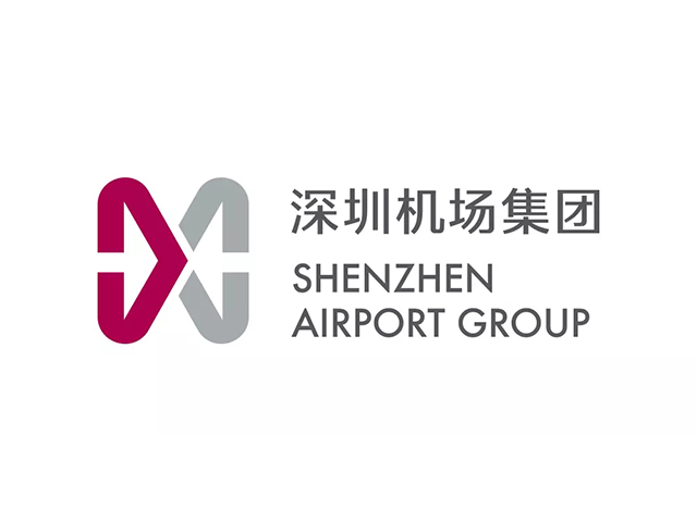 深圳机场新商标标志logo