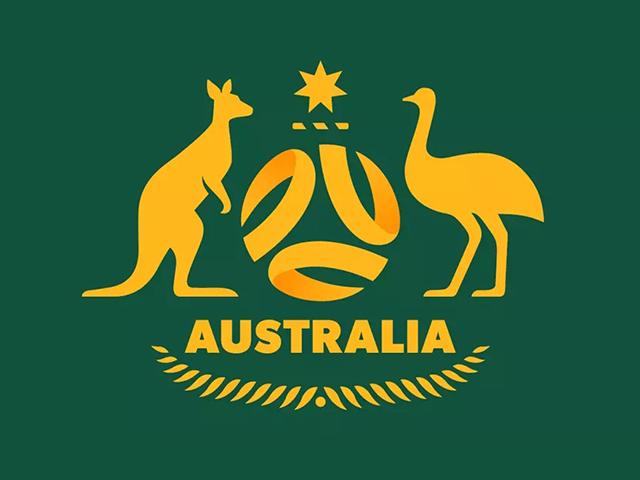 澳大利亚足球协会FFA新商标队徽标志logo