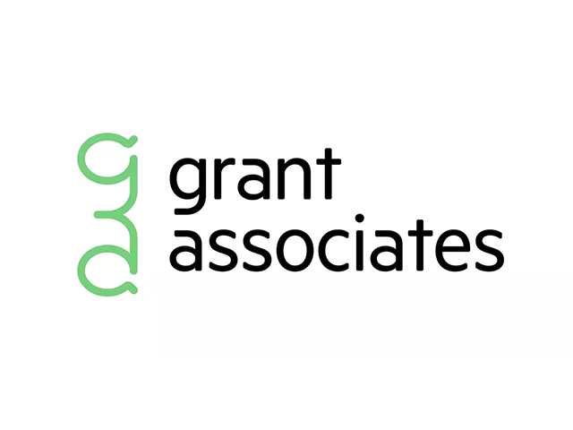 英国景观规划设计事务所Grant Associates新商标标志logo
