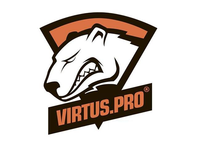 Virtus.pro游戏CS战队温州商标标志logo