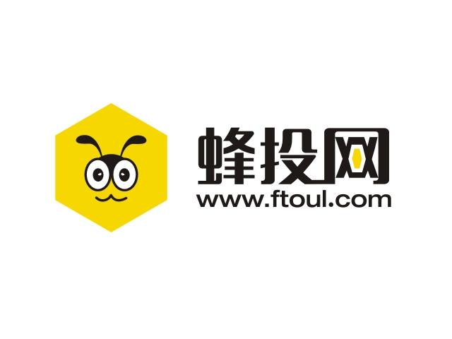 蜂投网互联网P2P网贷平台商标标志logo