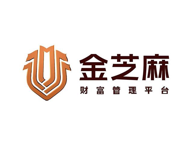 金芝麻个人信用贷款温州商标标志logo
