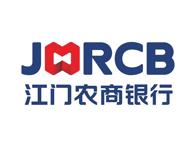 江门农商银行JMRCB商标标志logo