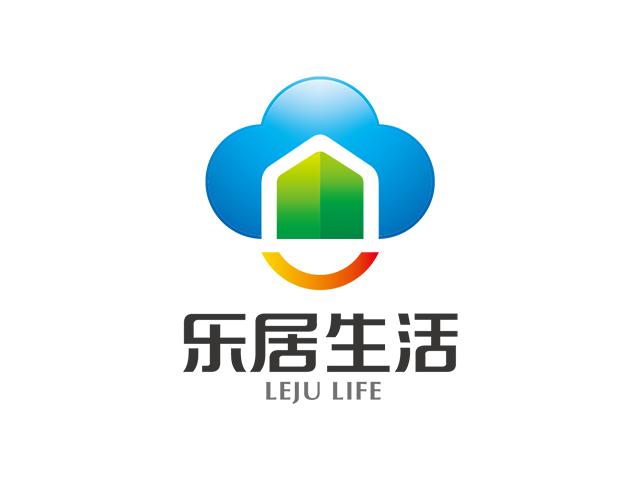 乐居生活温州商标标志logo