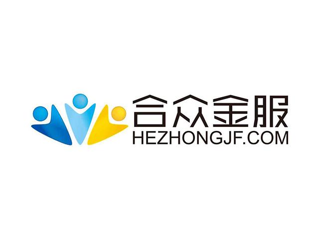 合众金服小额P2P平台温州商标标志logo