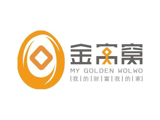 金窝窝区块链大数据应用平台温州商标标志logo