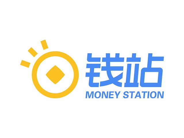 钱站个人小额借款服务APP温州商标标志logo