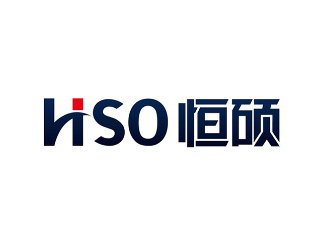 HSO恒硕机械温州商标标志logo